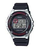 Casio Unisex Resin Strap Watch W 216H 1C Best Buy