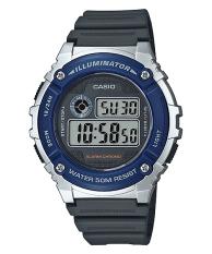 Buy Casio Unisex Resin Strap Watch W 216H 2A Casio Original