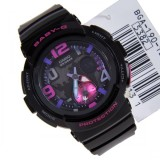 Review Casio Women S Baby G Resin Strap Watch Bga 190 1B Casio Baby G