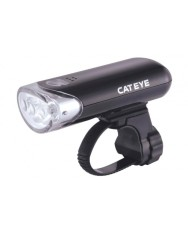 Cateye Hl El135 Bicycle Bike Front Head Led Light Black For Sale