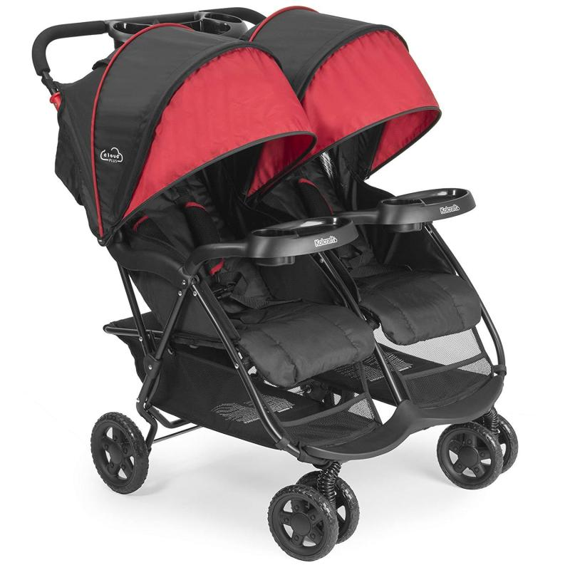 Kolcraft Cloud Plus Double Stroller (Preorder - Will Arrive in  7 to 11 working days) Singapore