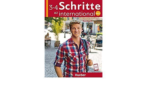 Schritte international Neu 3+4Kursbuch * pre order * pre order