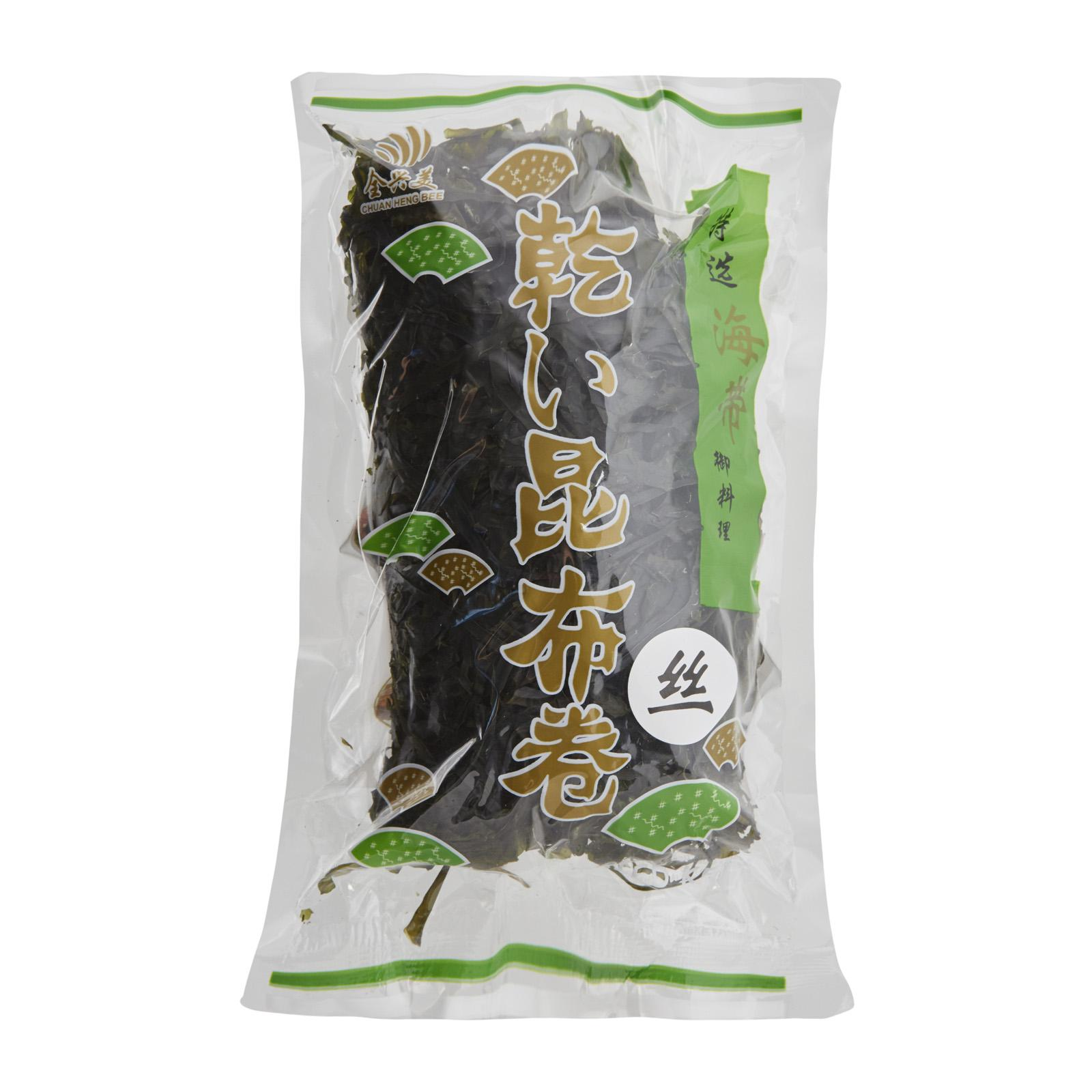 Chuan Heng Bee Dried Kelp Sliced - By FOOD SERVICE