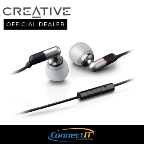 Creative HS-930i Lightweight Headset for iPhone 1 year Local Warranty Singapore