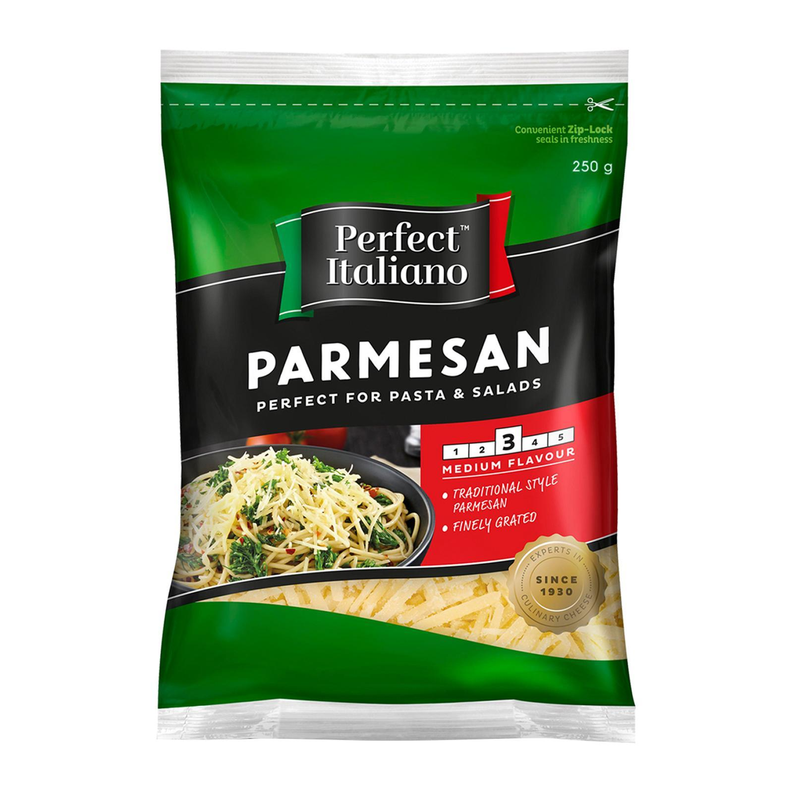 Perfect Italiano Parmesan Grated Cheese 250G