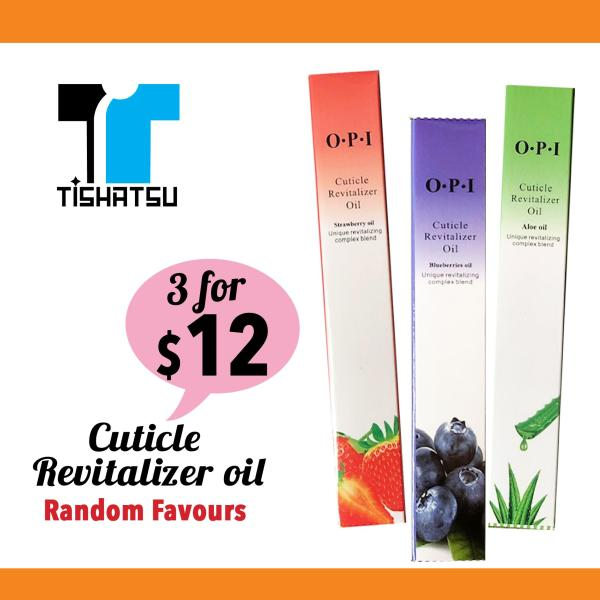 Buy Restock Gift Nail Cuticle Oil Revitalizer Nutrition Nail 3 for $12 Singapore