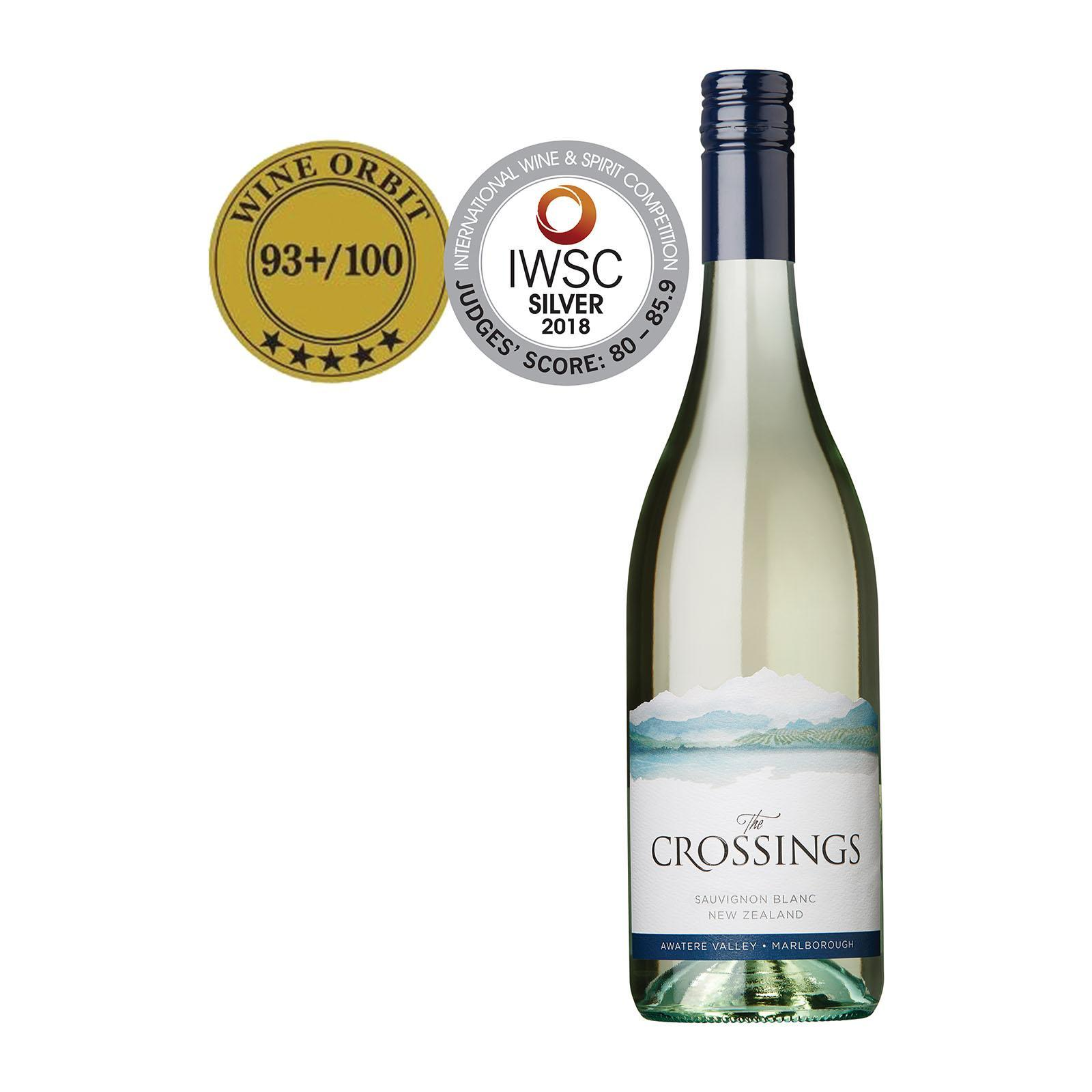 The Crossings Sauvignon Blanc - By Wines4you