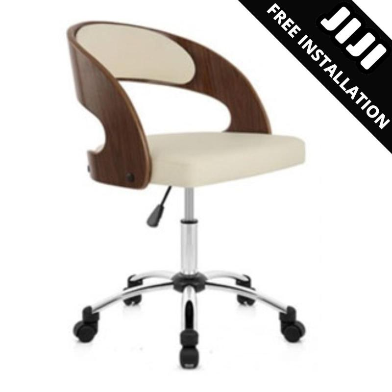 JIJI Office Supervisor Chair Ver 3 (Free Installation) - Office chair/Study chair/Gaming chair/Ergonomic/ Free 12 Months Warranty (SG) Singapore