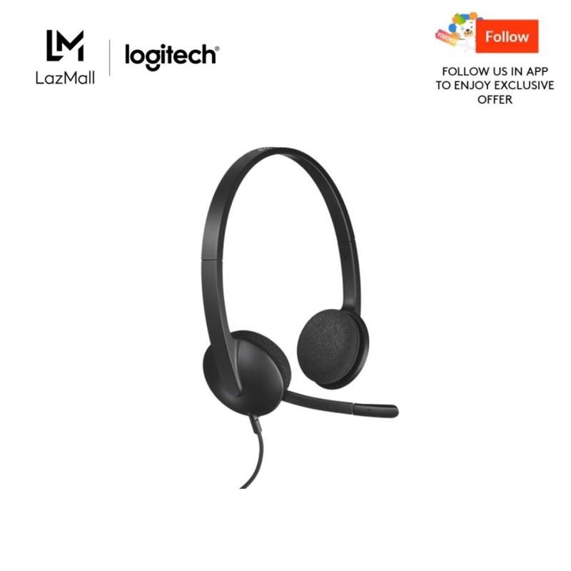 Logitech H340 USB Headset Singapore