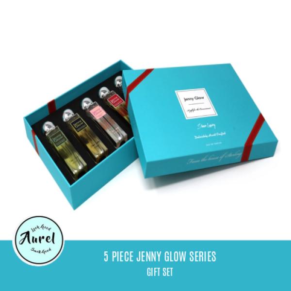 Buy 5 PIECE JENNY GLOW SERIES GIFT SET 30ml Singapore