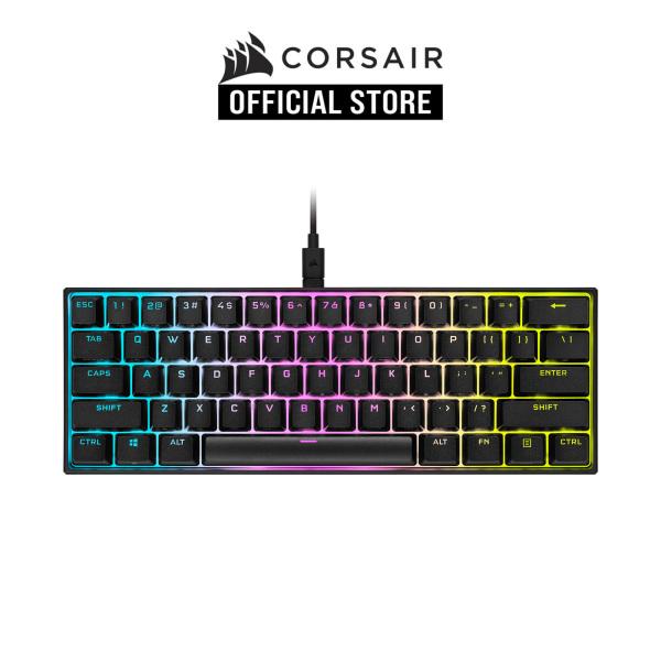 CORSAIR K65 RGB MINI 60% Mechanical Gaming Keyboard - MX Speed Singapore