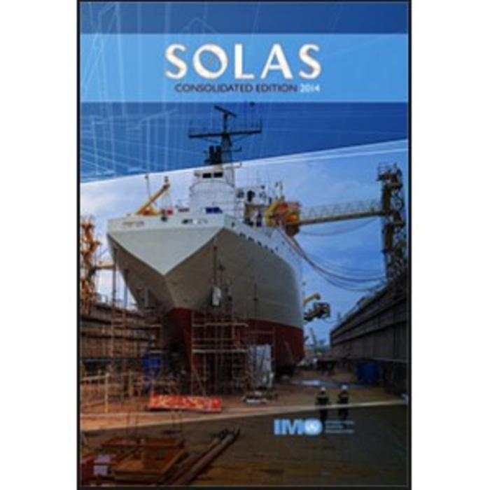 IMO SOLAS Consolidated Edition 2014 - IMO IF110E