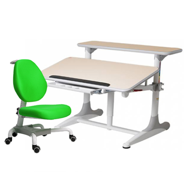 IMPACT DR-303 Desk with DR-188 Chair Set