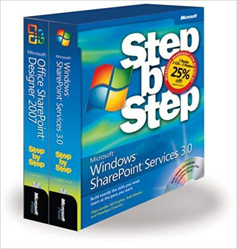 The Microsoft® SharePoint® Step by Step Kit: Microsoft Windows® SharePoint Services 3.0