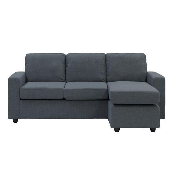 HipVan Hank L Shape Sofa