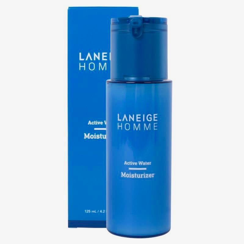 Buy Laneige Homme Active Water Moisturizer (125ml) - MissDewy Singapore