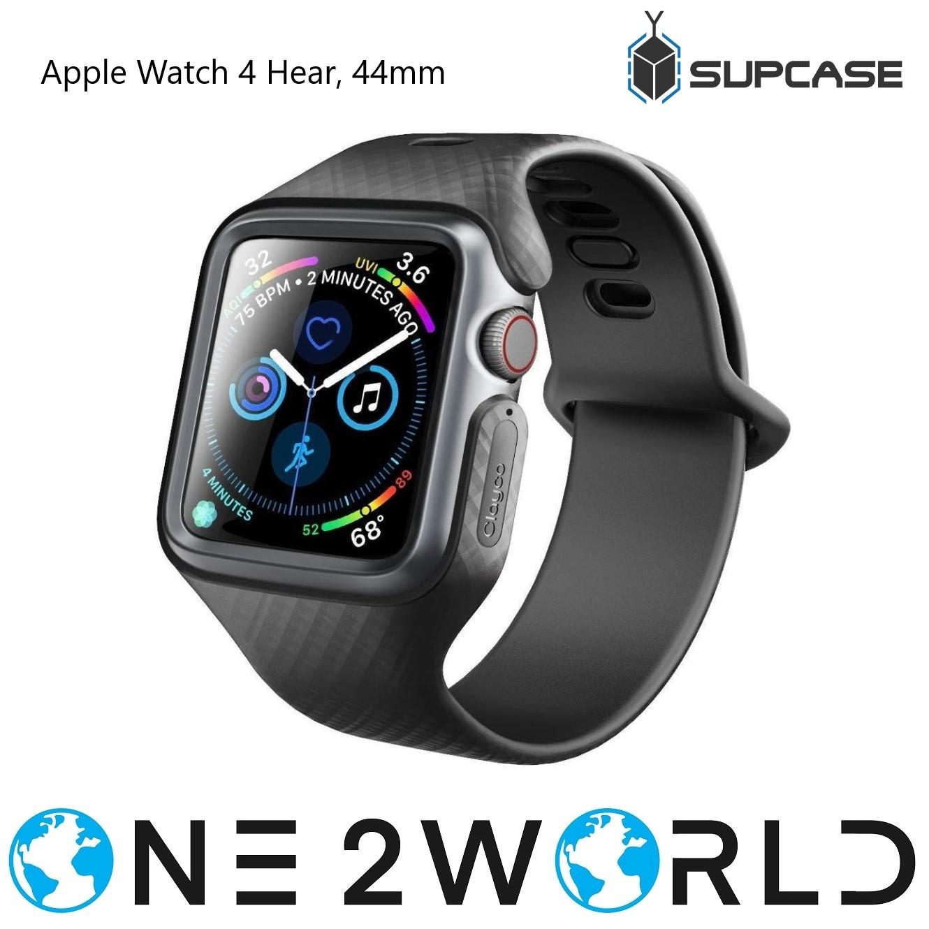 separation shoes c877a 7a98e SUPCASE Apple Watch 4 Case 44mm 2018 Builtin Screen