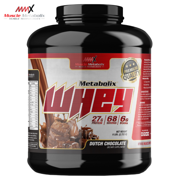 Buy MMX Muscle Metabolix - Whey Protien (6 LBS) Singapore