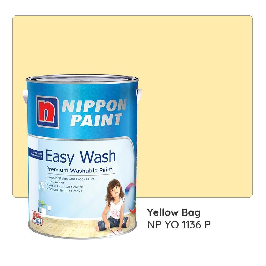 Nippon Paint Easy Wash NP YO 1136 P 1L