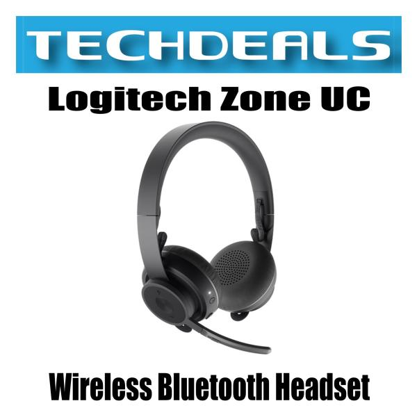 Logitech Zone UC Wireless Bluetooth Headset Singapore
