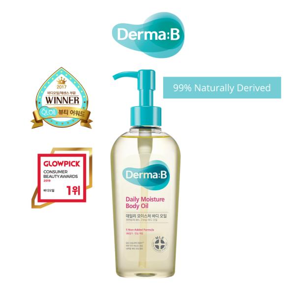 Buy Derma B Daily Moisture Body Oil [SG Exclusive Distributor] Singapore