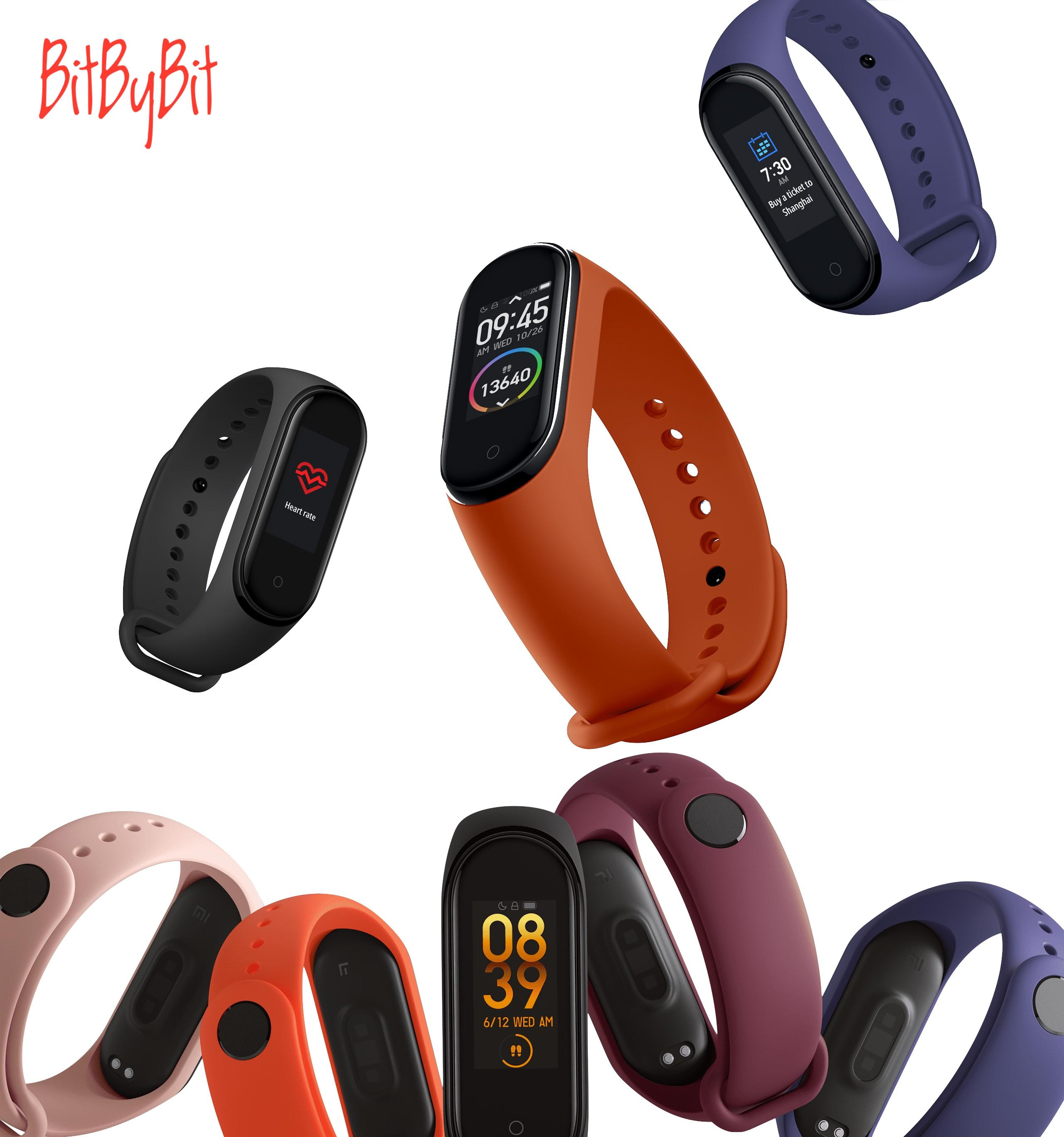 Constant Heart Beat Monitoring Fitness Band — ZwiftItaly
