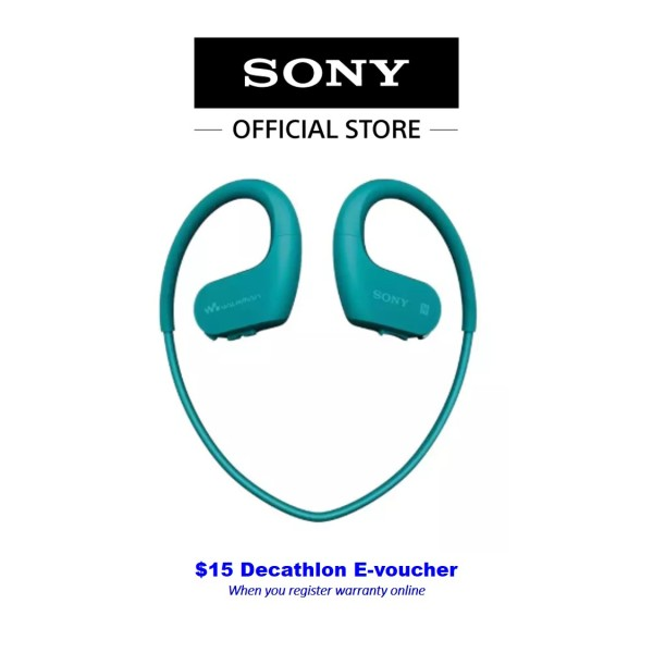 Sony Singapore NW-WS623/ WS623 Sports Music Player with Bluetooth Singapore