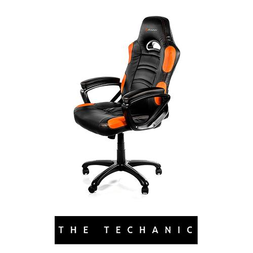 AROZZI ENZO GAMING CHAIR ORANGE