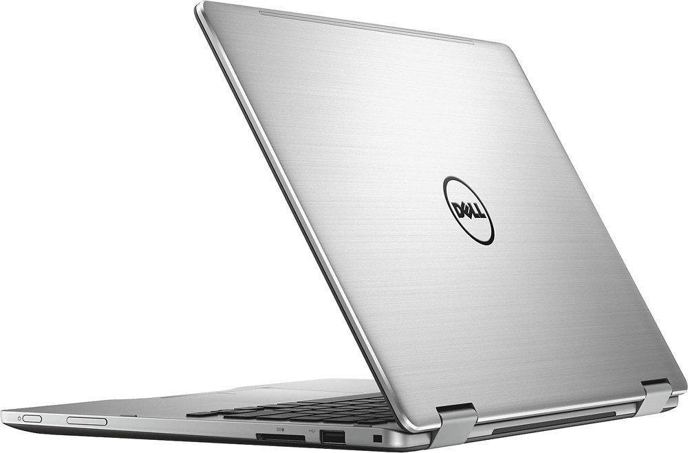 New Dell Inspiron 13 - 7378 Laptop i7-7500U Processor (Dual Core, up to 3.50GHz, 4MB Cache, 15W)	16GB RAM 512GB M.2 Class 20 SSD Windows 10 Home	13.3-inch FHD (1920 x 1080) Anti-glare LED-Backlit Display Gray - LCD Back Cover (Touch)