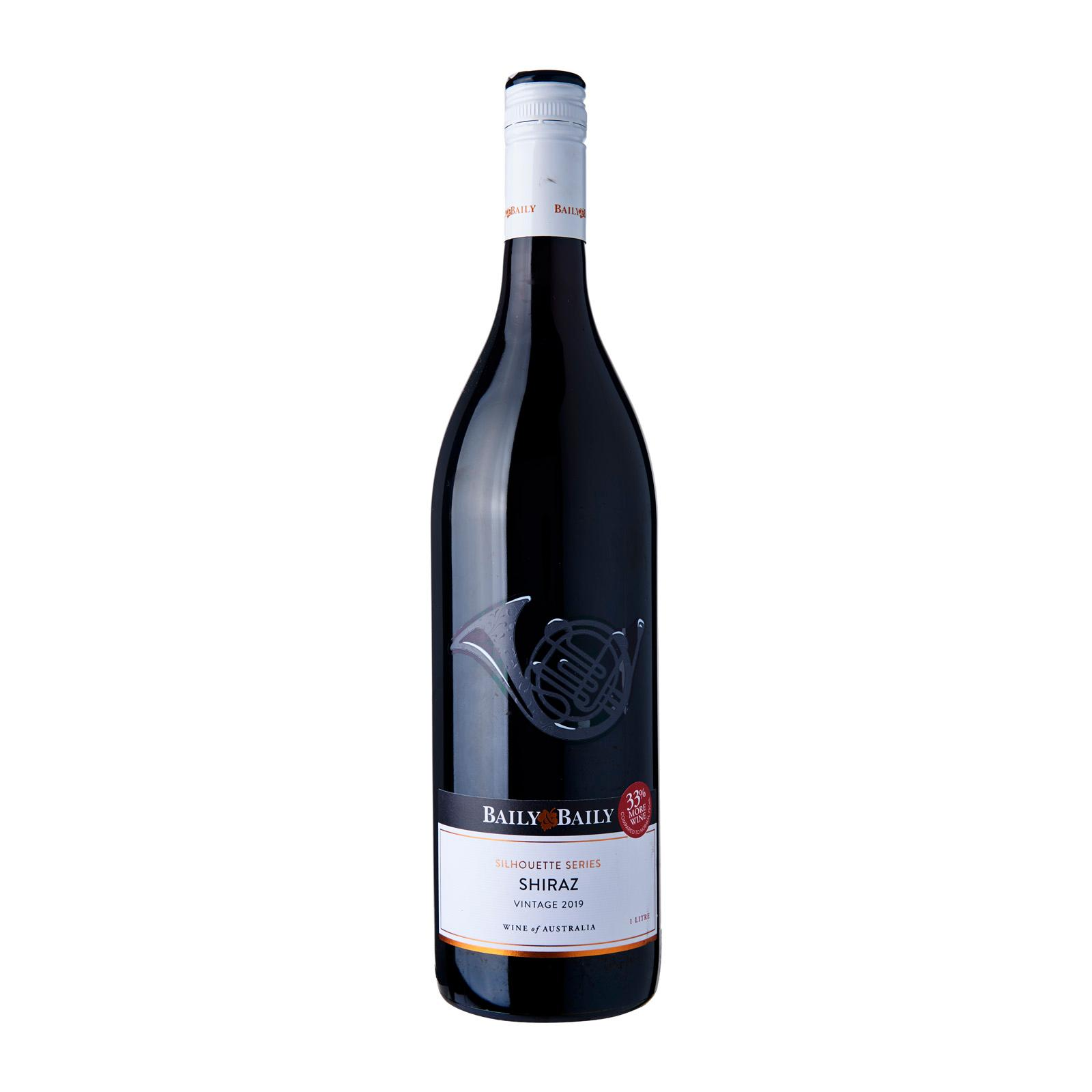 Baily and Baily Silhouette Shiraz Red Wine