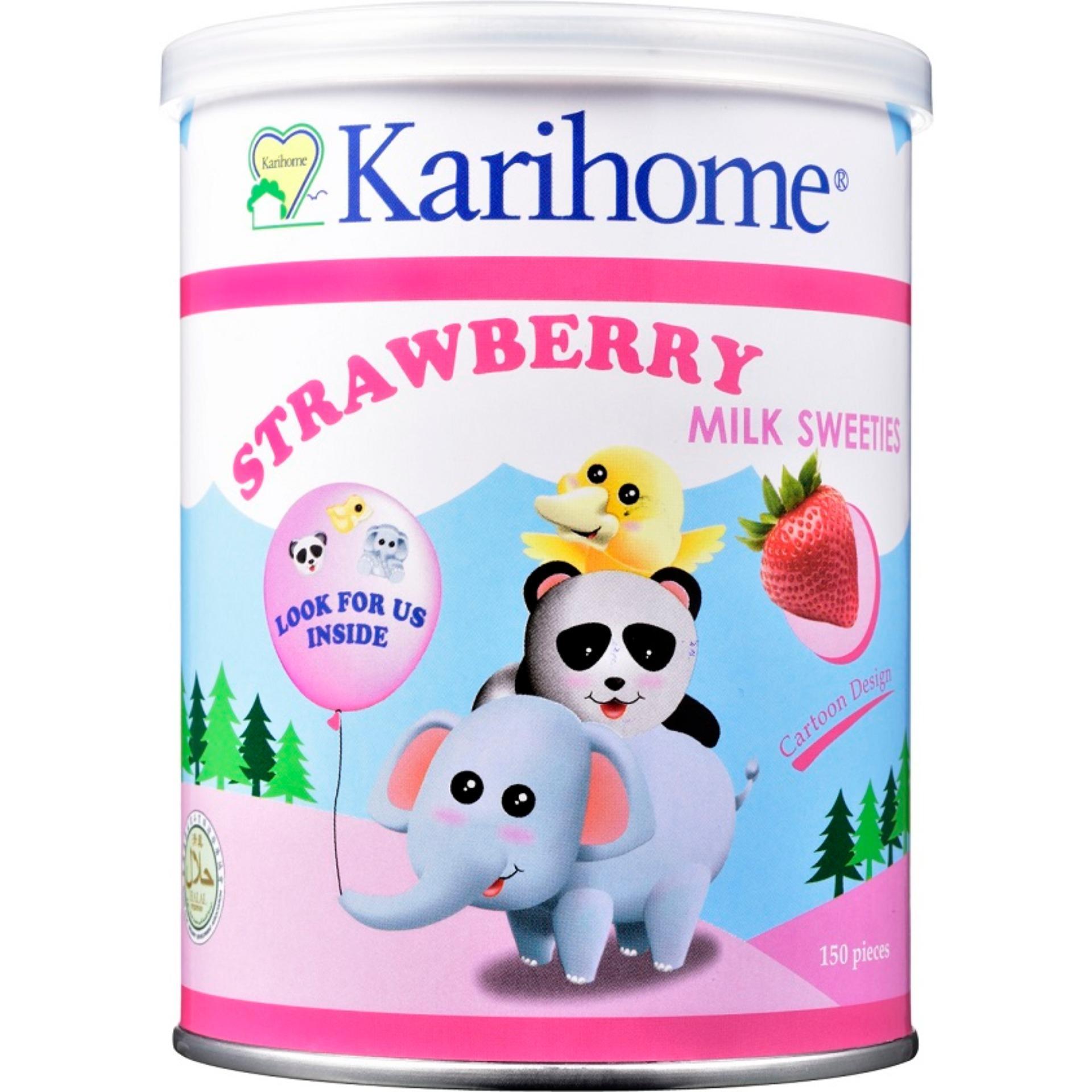 Karihome Sweeties - Strawberry By Lazada Retail Karihome Flagship Store.