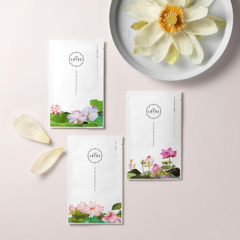 Buy The Pure Lotus Weekly 3-Step Beauty Mask Singapore