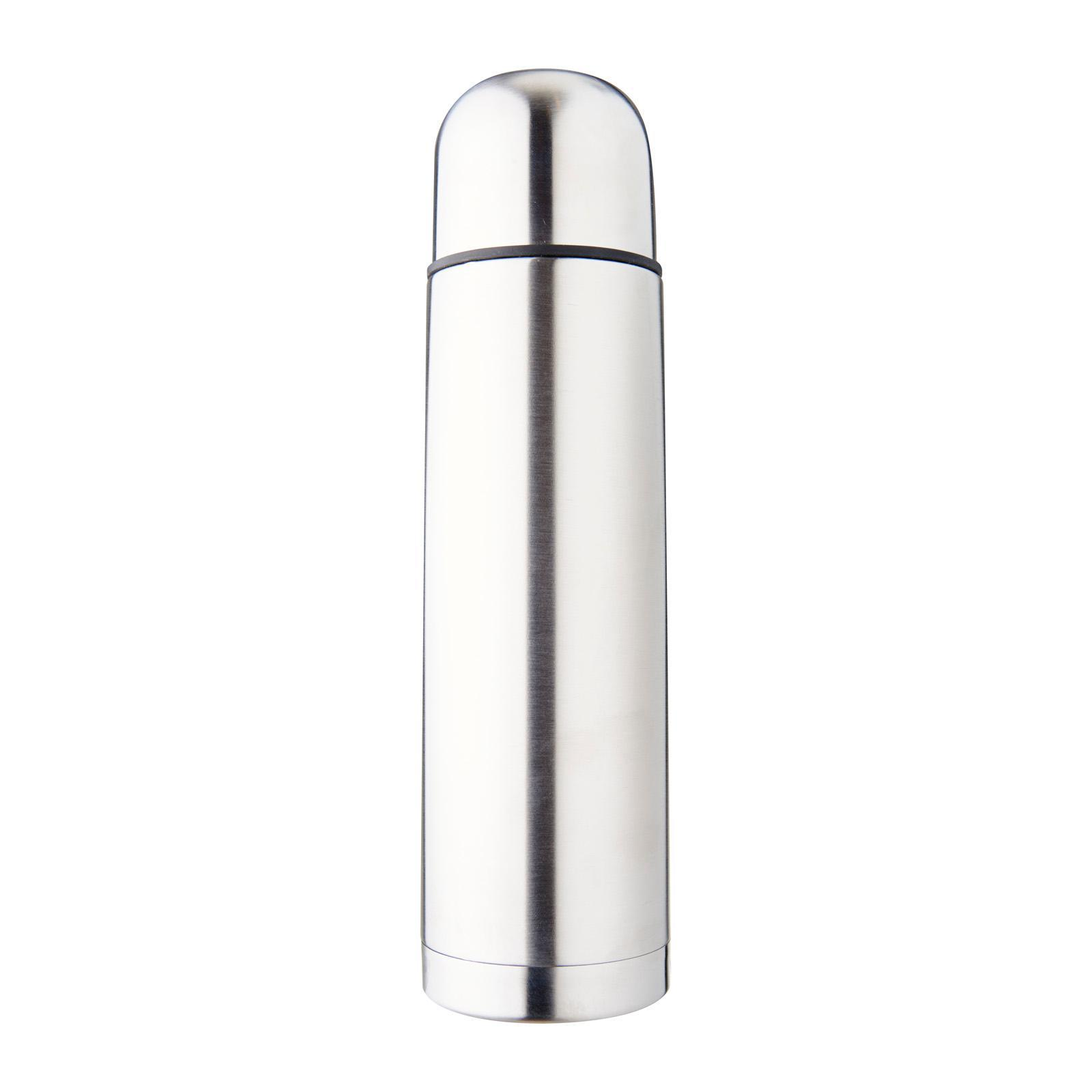 Dolphin Collection Stainless Steel Vacuum Flask With Bag 800ML