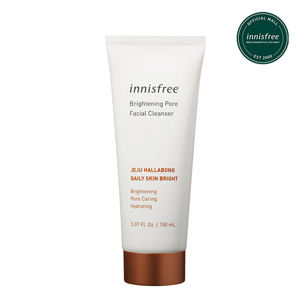 Buy innisfree Brightening Pore Facial Cleanser 150ml Singapore