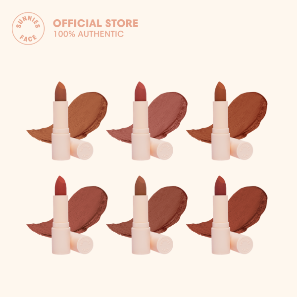 Buy Sunnies Face Fluffmatte Nude-ish Collection Singapore