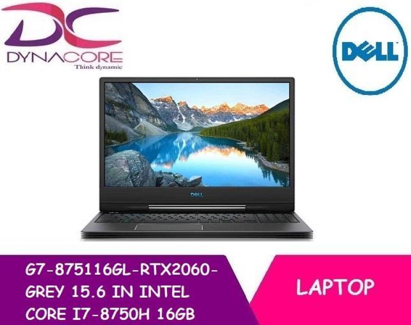 DELL G7 875116GL RTX2060 GREY 15.6 IN INTEL CORE I7-8750H 16GB 1TB+256GB SSD WIN 10