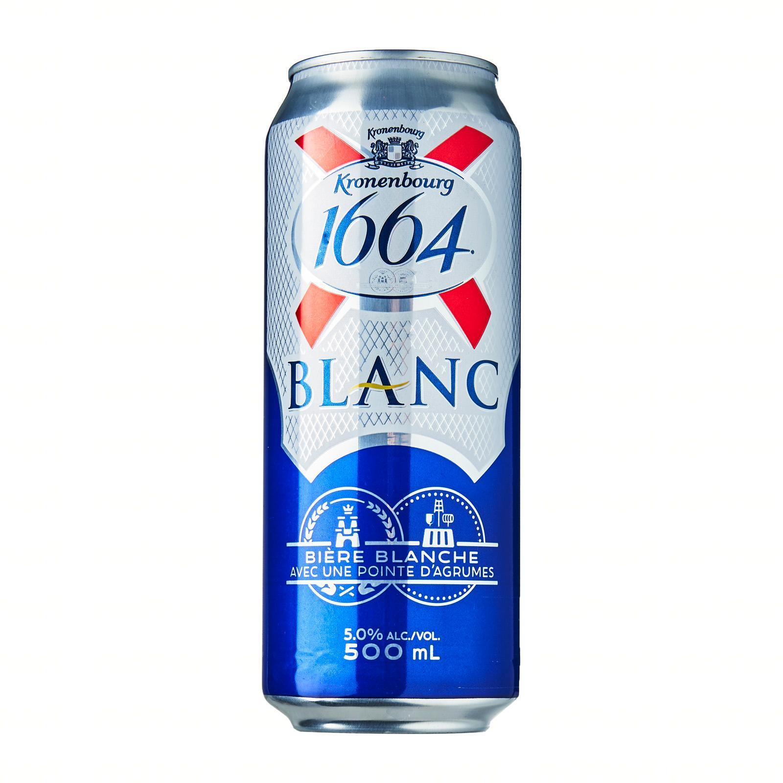 Kronenbourg 1664 Blanc Wheat Beer