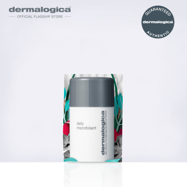 Buy [Holiday Gift] Dermalogica Travel Bright - Daily Microfoliant 13gm Singapore