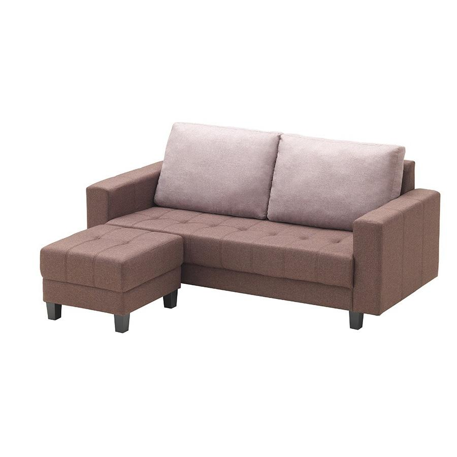 Vivo Fabric Sofa Set