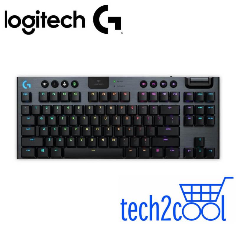 Logitech G915 TKL GL Clicky Lightspeed Wireless Gaming Mechanical Keyboard Singapore