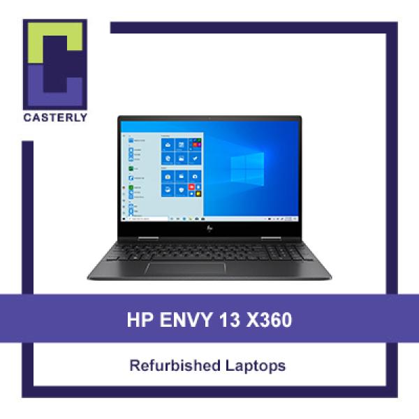 [REFURBISHED] HP ENVY X360 / AMD RYZEN5-3500U/ 8GB RAM / 256GB SSD / WIN 10