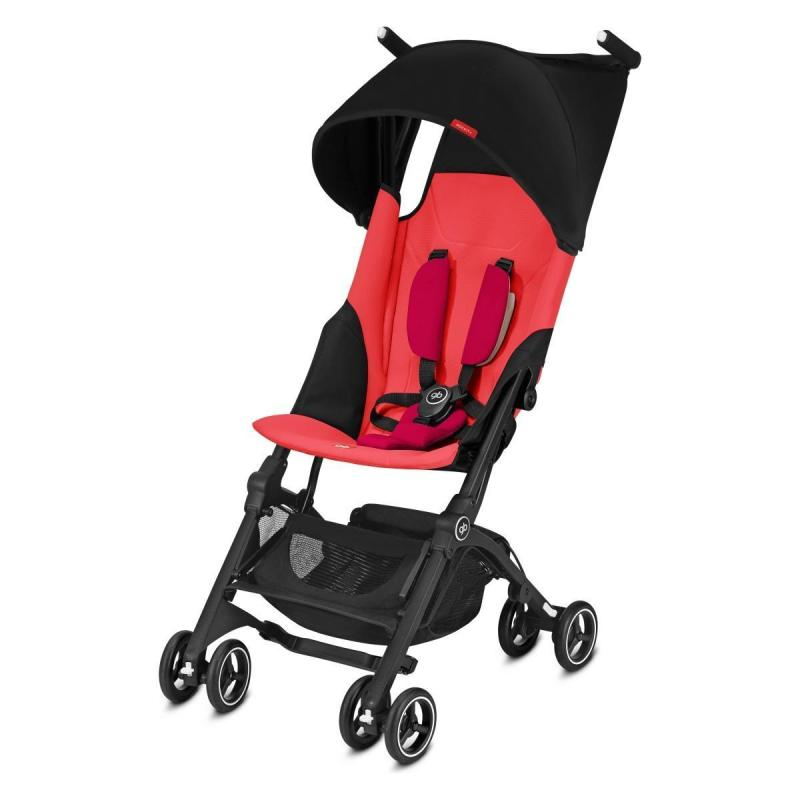 GB - Pockit + Y Stroller, Cherry Red Singapore