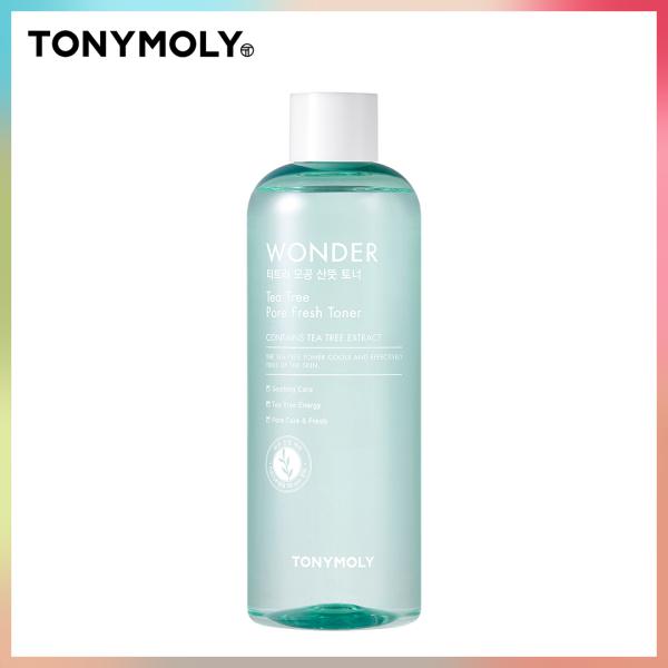 Buy [TONYMOLY] WONDER TEA TREE PORE FRESH TONER Singapore