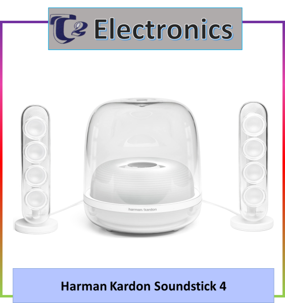 Harman Kardon Soundstick 4 Wireless Bluetooth Speaker - T2 electronics Singapore
