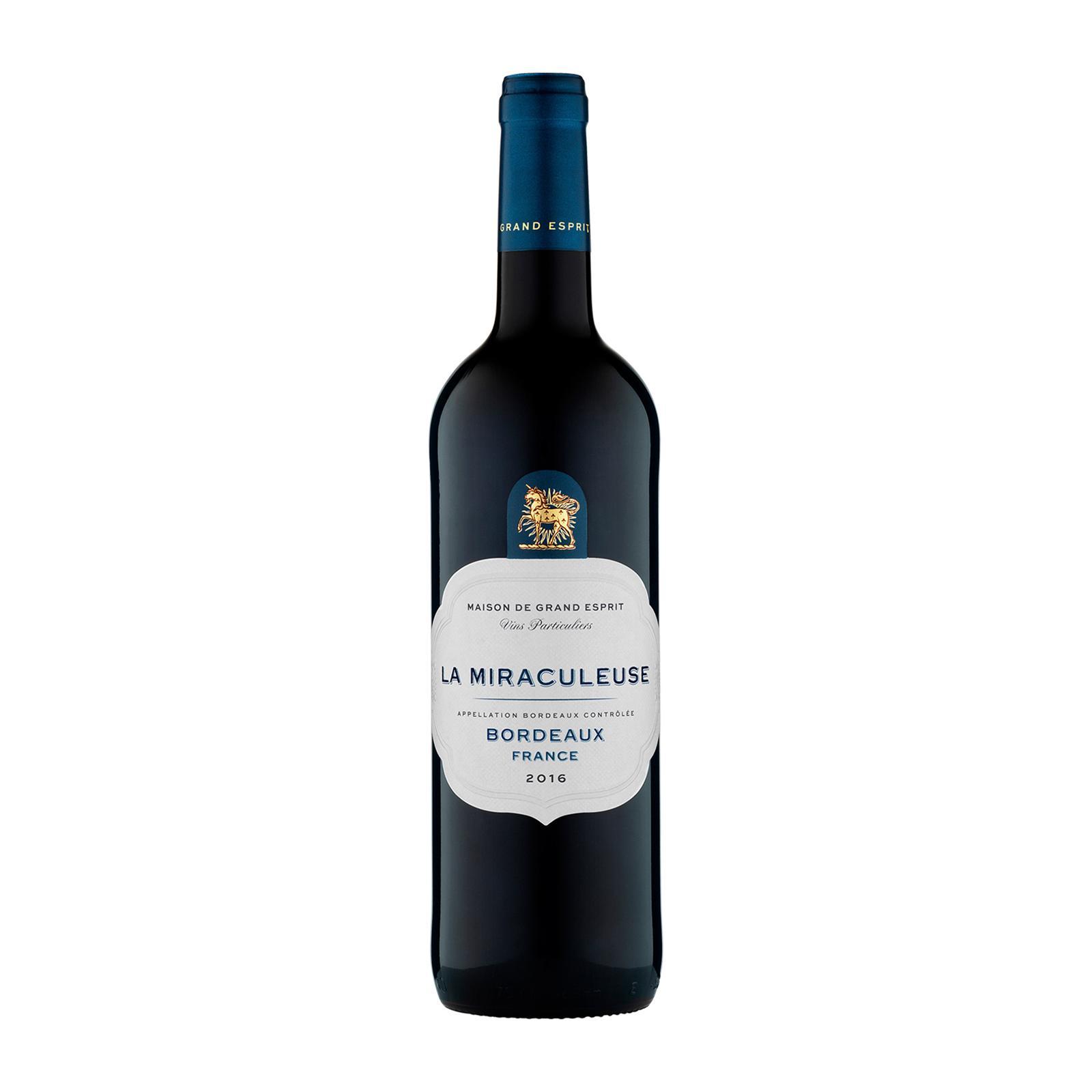 Bordeaux La Miraculeuse Merlot - French AOC
