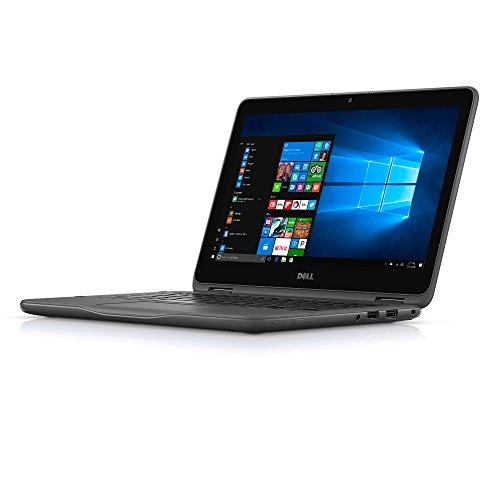 Dell Inspiron 11.6  2 in 1 Convertible HD Touchscreen Laptop/Tablet, AMD Dual-Core A9-9420e 256GB SSD, 4GB DDR4, Bluetooth, AMD Radeon R5, HDMI, Wireless LAN, USB 3.0, Webcam, MaxxAudio, Win 10