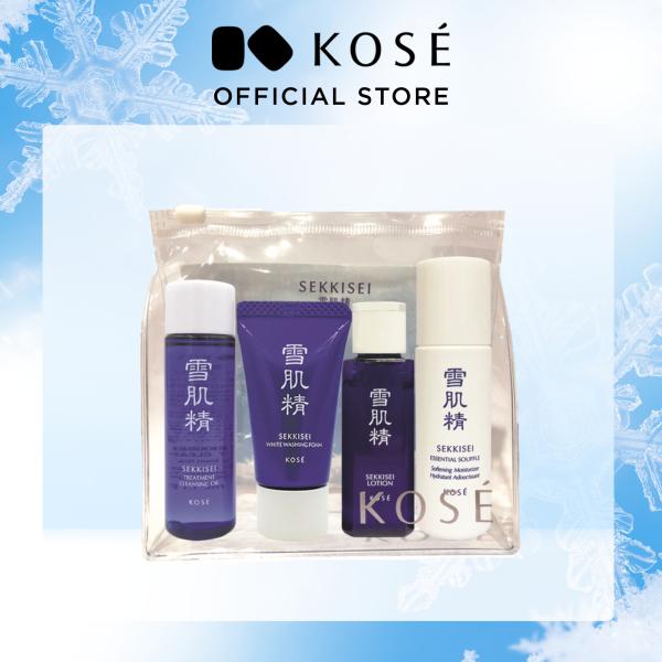 Buy Kose Sekkisei Skincare Trial Kit Singapore
