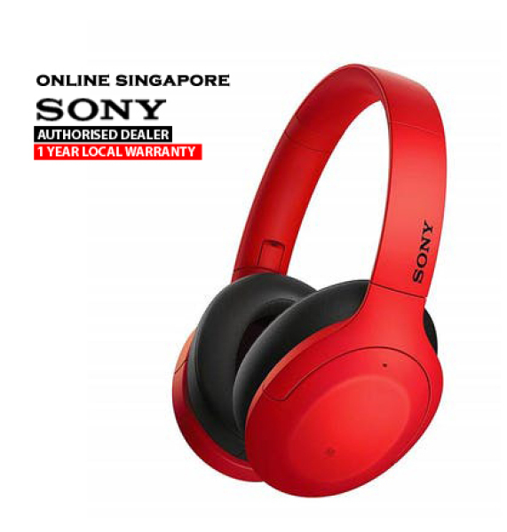 Online Singapore - Sony WH-H910N Wireless Noise Cancelling Headphones Singapore