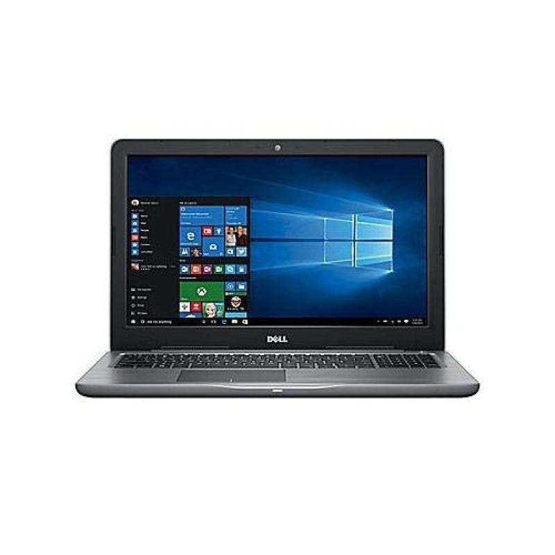 Dell 15.6 Laptop i7 3.5GHz 8GB 256GB SSD Windows 10 (i5567-7526GRY)