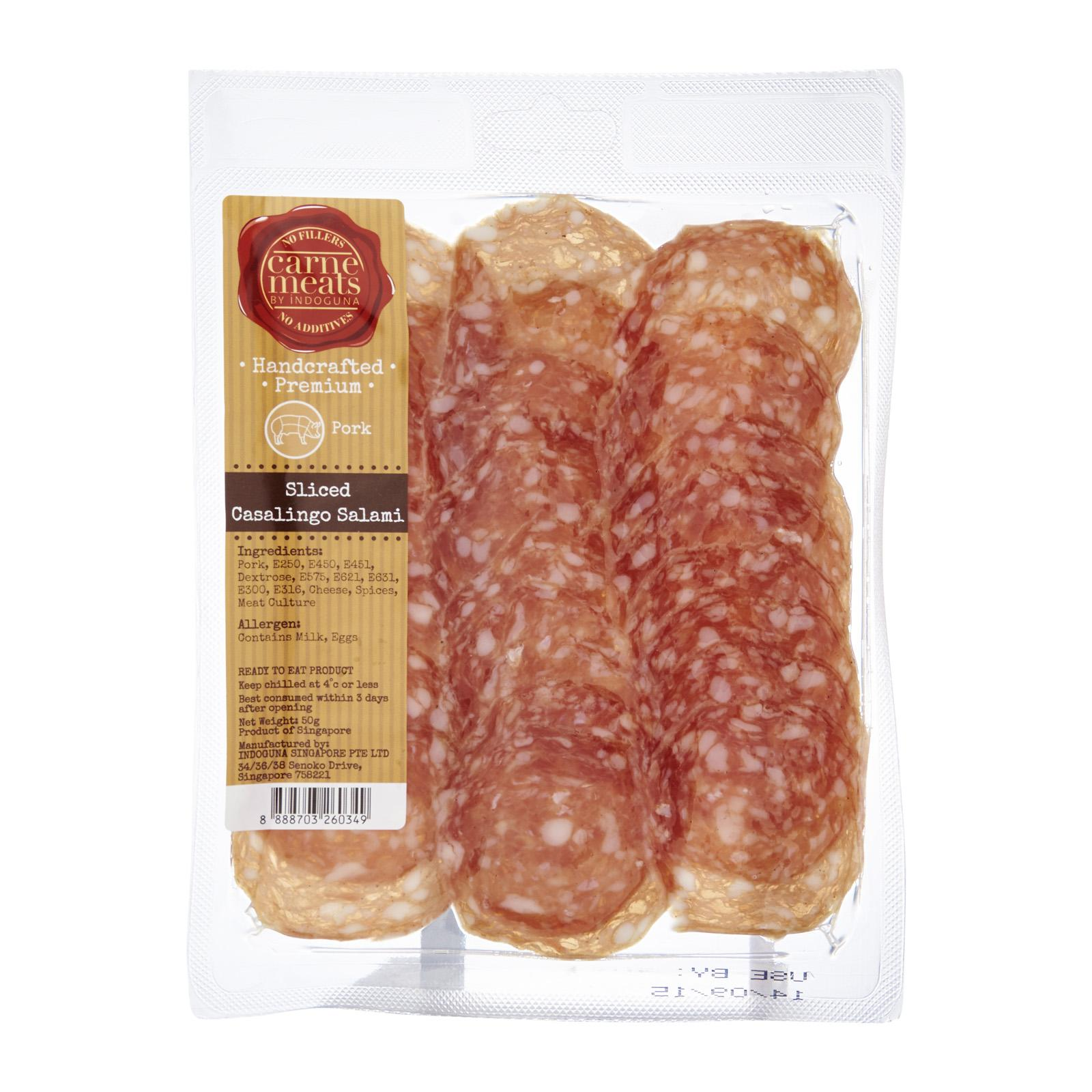 Carne Meats Casalingo Salami